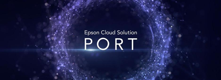 EPSON Cloud Solution PORT - felhő alapú nyomtatóflotta támogatás!