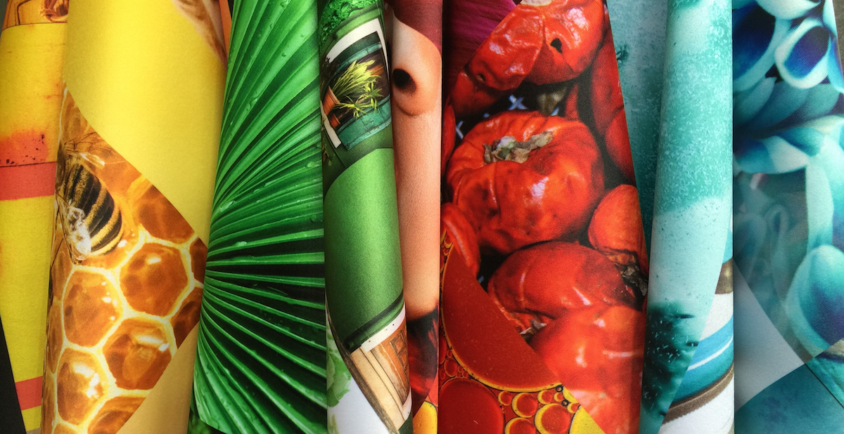 textile roll sublimation