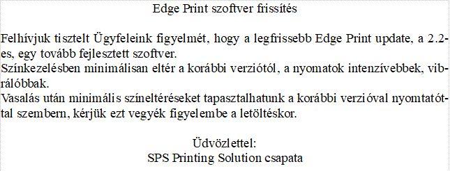 Edge Print 2.2